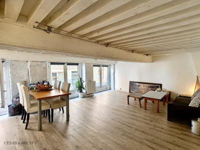 2 rooms apartment - 55m2 - 69001 LYON
