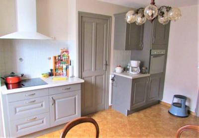 Maison de village 120 m² - environnement calme - à proximité des