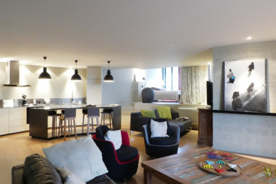 Appartement La Rochelle 3 pièce (s) 145 m²