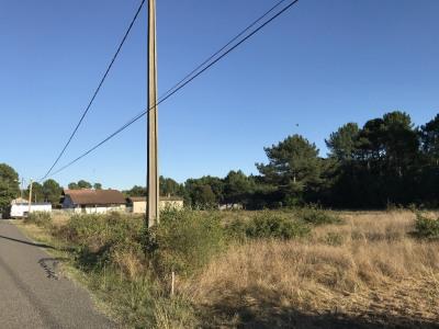 A louer belle parcelles de terrains non constructibles de 2500 à