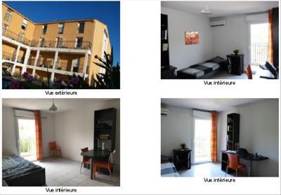 Studio étudiants LA GARDE - 1 pièce (s) - 26.45 m²