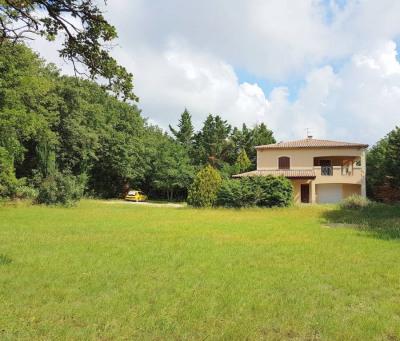 Saze - Villa T6 de 154m² sur 2500m² de jardins