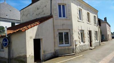 Maison de ville VIEILLEVIGNE - 3 pièce (s) - 116 m²