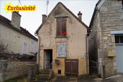 Maison ancienne tonnerre - 3 pièce (s) - 40 m²