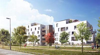 T1 neuf 33.81 m² + balcon Bordeaux