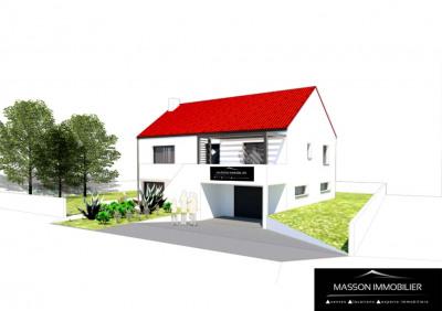 MAISON 5 pièces - LE FENOUILLER (chabossonnière) - 124 m²