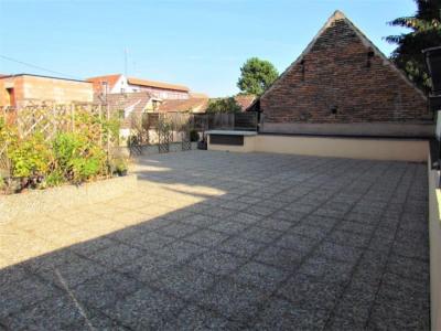 App. 3 pièces + terrasse 125m²