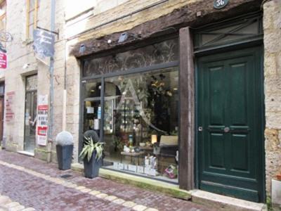 Local commercial - 91.57 m² perigueux centre historique