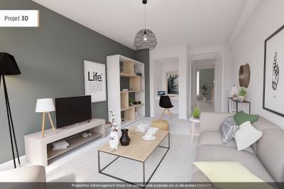 Appartement 3 pièces 55m² à Cagnes Sur Mer
