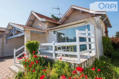Maison + appartement indépendant - jardin