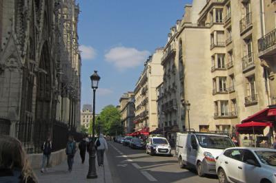 Studio 25 m². Notre-Dame