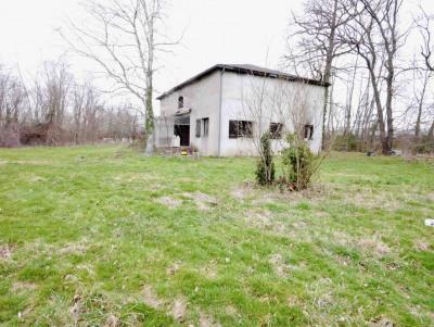 Maison 125m² sur terrain de 2400m²