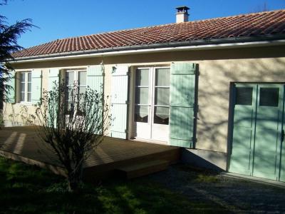 Maison Rilhac Rancon 3 pièce (s) 58 m²