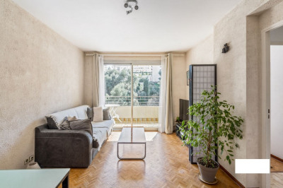 Appartement Nice 2 pièce (s) 41.42 m²