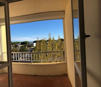 Appartement Carnon Plage 1 pièce(s) 27.44 m2