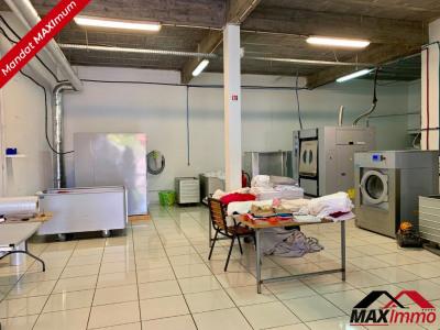 Local commercial Saint Pierre 200 m²