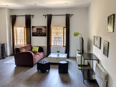 Location studio loft meublé 35 m²