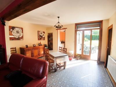 Axe CAUDRY CAMBRAI Maison de village individuelle