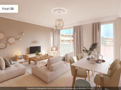 Appartement Saint Priest 4 pièces 78.70 m²