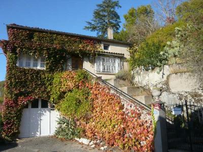 Maison de village Luzech