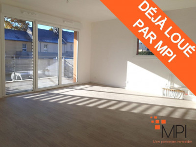 Appartement neuf l hermitage - 3 pièce (s) - 59.25 m²