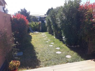 T3 rez-de-jardin et piscine
