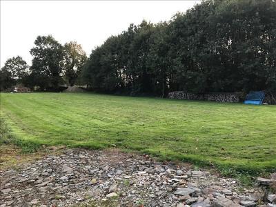 Terrain non viabilisé moisdon la rivière - 2054 m²