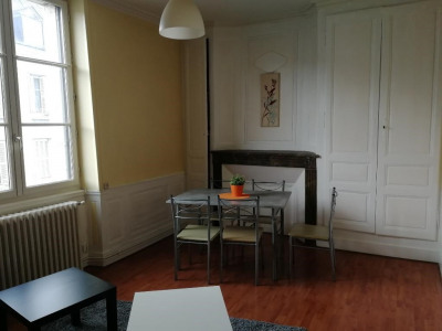 Appartement F1 Bis Meublé de 28 M²
