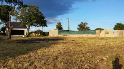 Terrain constructible st aubin des châteaux - 696 m²