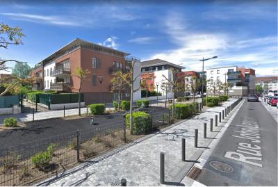 F3 récent avec balcon, cave et parking quartier gare