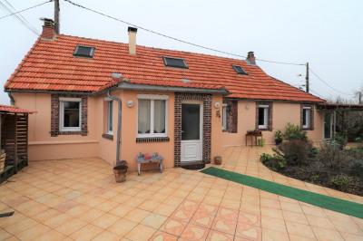 Maison 6 pièces 165m² à 5mn Courville sur Eure