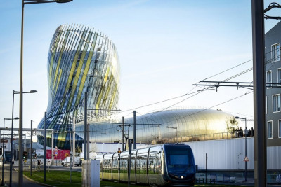 Bordeaux - bacalan