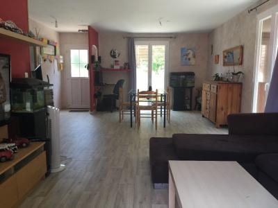 Maison plain pied 4 chambres à Vauvert