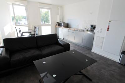 Location la verrière 2 pièces meublé de 42 m²