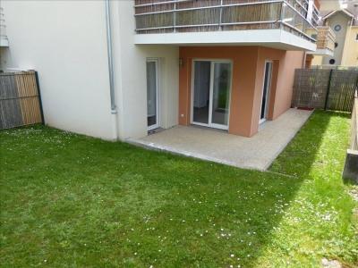 Appartement T2 rez-de-jardin