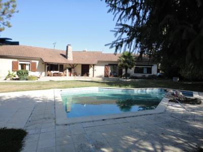 Aux portes de Bellac pavillon avec parc et piscine