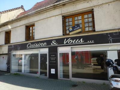 Boutique à louer à bonnières sur seine