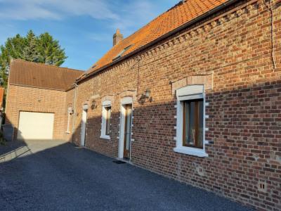 Maison style longère 132 m² Gommegnies