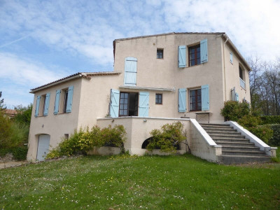 Maison d'architecte Puy l'Eveque
