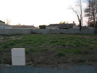 Terrain Etaules 562 m²