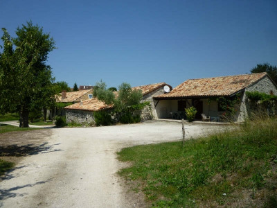 Farm building 6 rooms Montaigu de Quercy