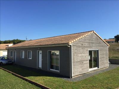 Pavillon liguge - 4 pièce (s) - 85.2 m²