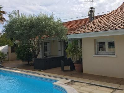 Vente maison / villa Taussat
