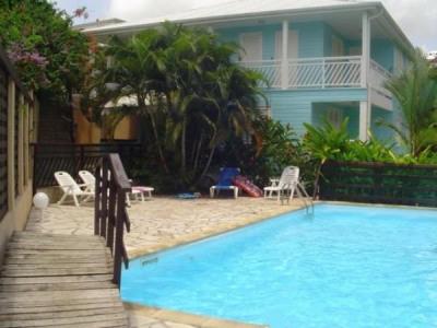 Appartement T2 dans résidence sécurisée avec piscine