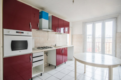 Appartement Type 3 - Traversant - 74 m² - Chambéry