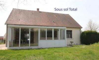 Maison sur sous-sol total 1987