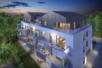Appartement mundolsheim - 4 pièce (s) - 83,13 m²