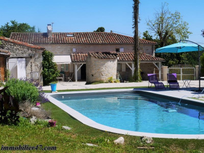 COUNTRY HOUSE - 6 rooms - 170 m²
