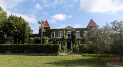 Propriété - parc arboré 1,2 ha – 3 habitations – nombreuses de