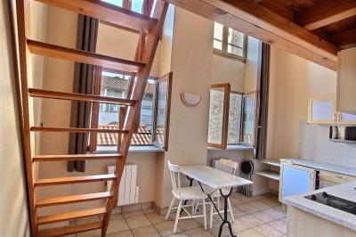 Studio - 14 m² - meuble - 69004 lyon